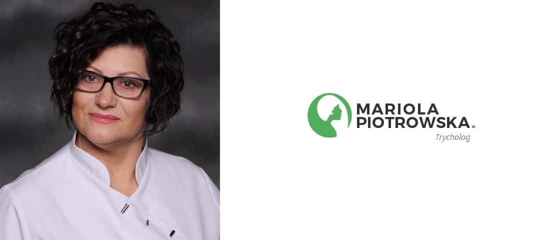Trycholog Mariola Piotrowska