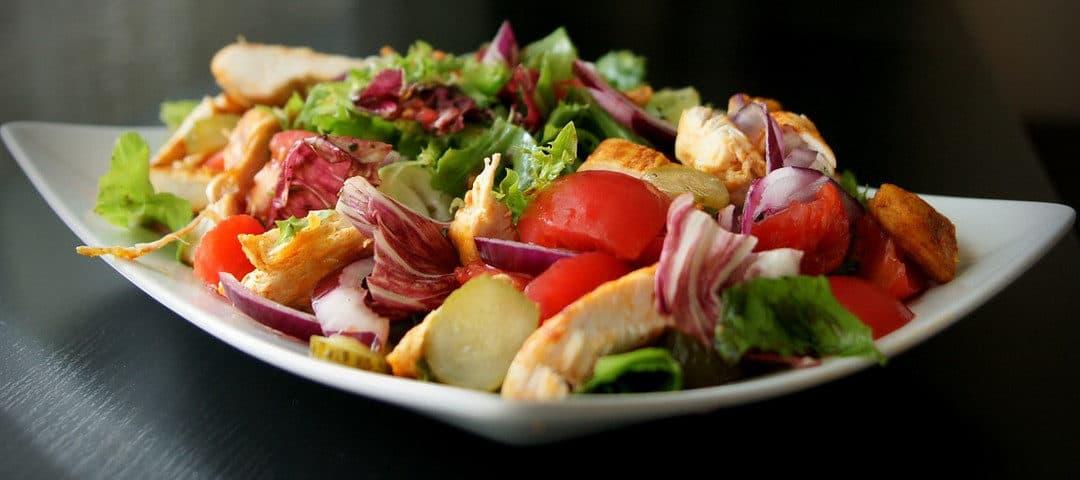 Top 5 zdrowych i smacznych sałatek