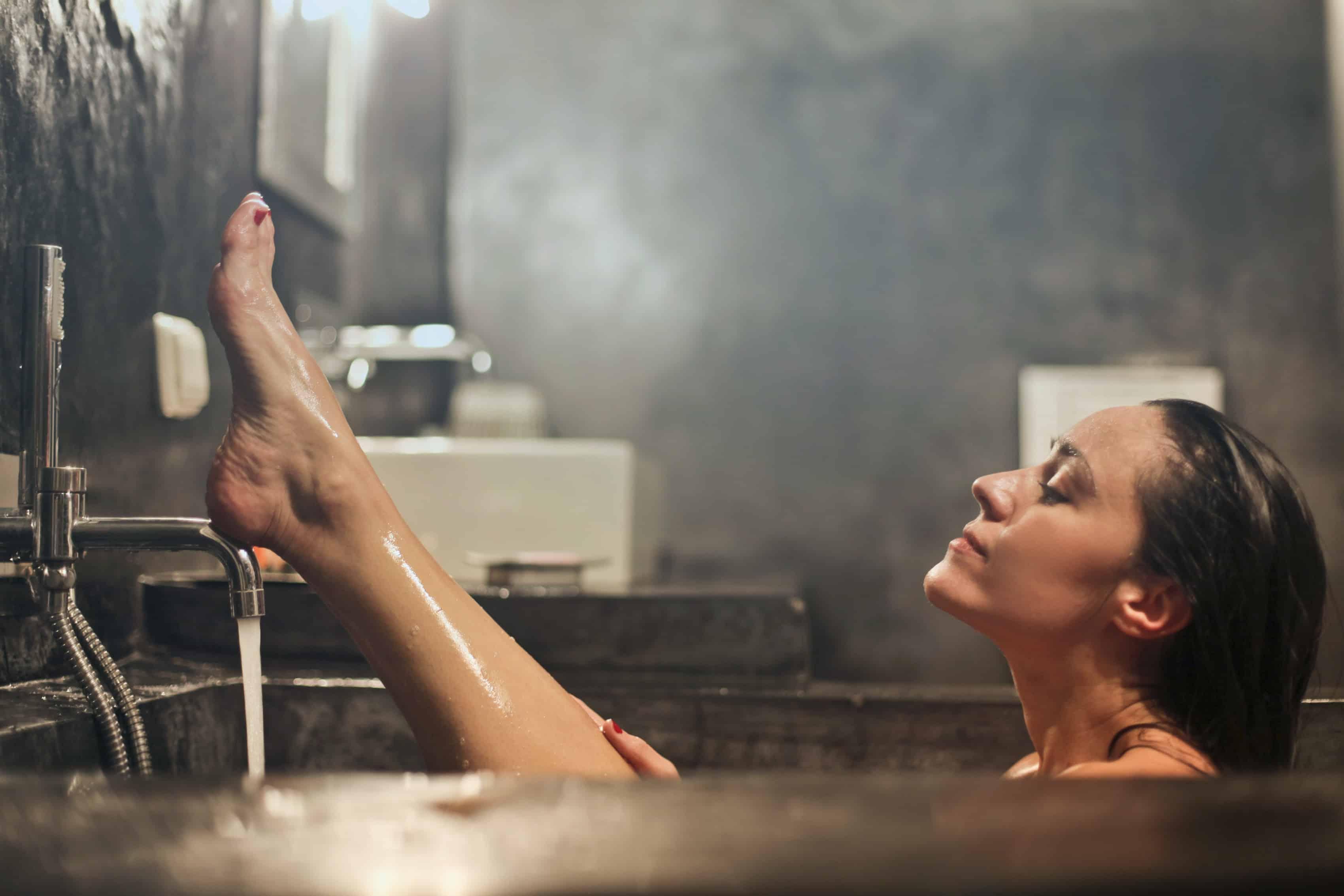 kąpiele z miodem