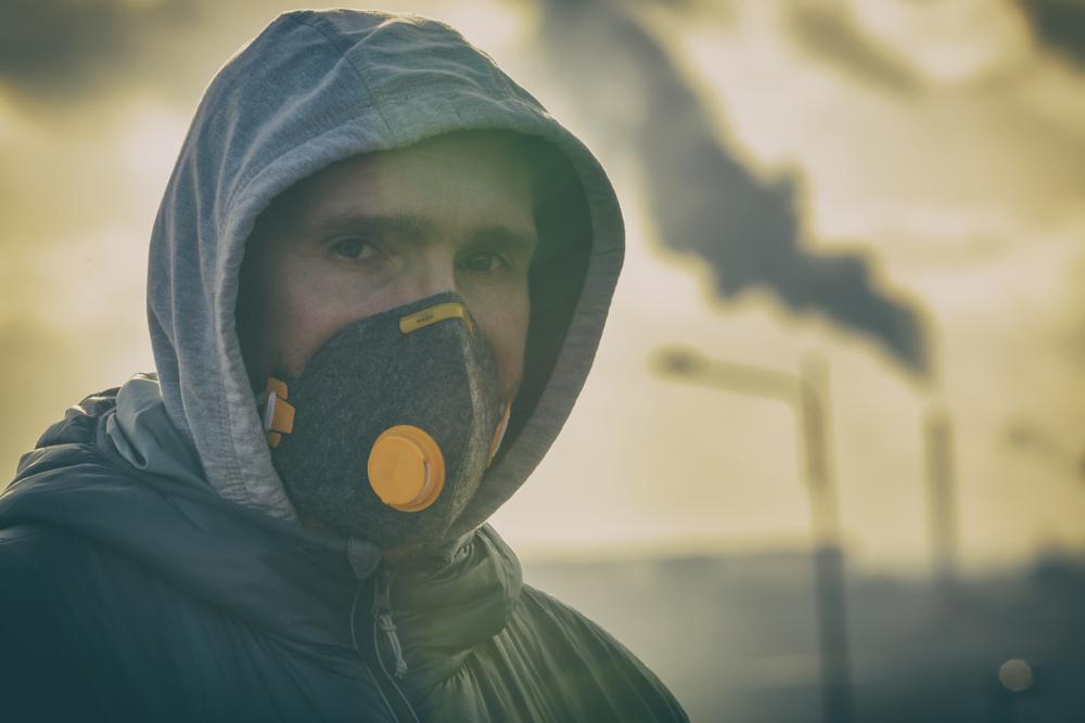 smog zagrożenia, smog zatrucie