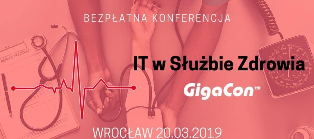 Bezpłatna konferencja IT w Służbie Zdrowia już 20 marca we Wrocławiu!