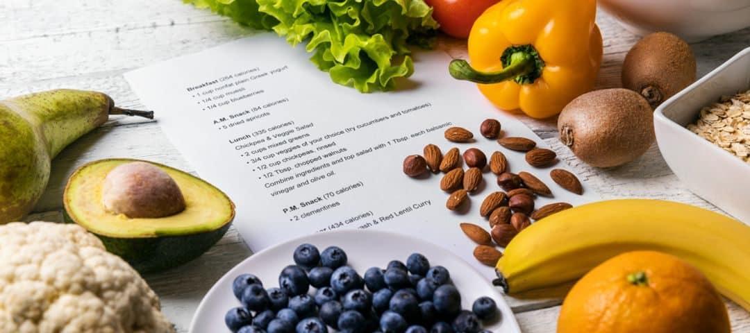 Dieta na endometriozę – produkty, które warto jeść
