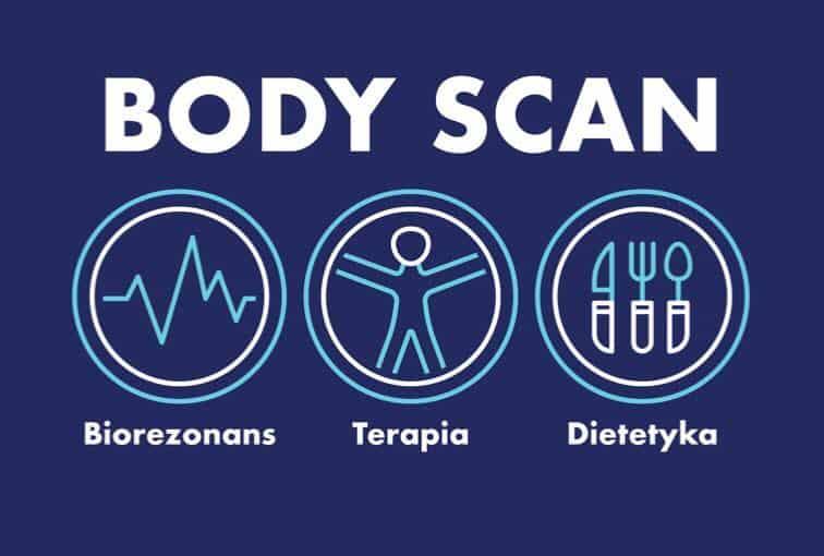 Gabinet Body Scan
