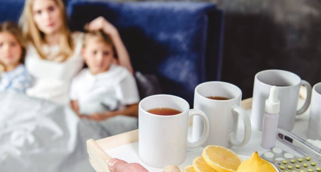 6 skutecznych sposobów na walkę z przeziębieniem