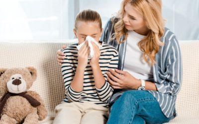Moje dziecko ma alergię. Dowiedz się co robić i do kogo się zgłosić.