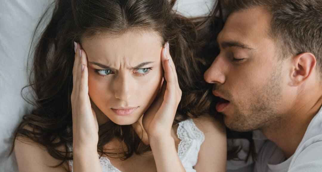 5 środków, które pomogą ci walczyć z chrapaniem