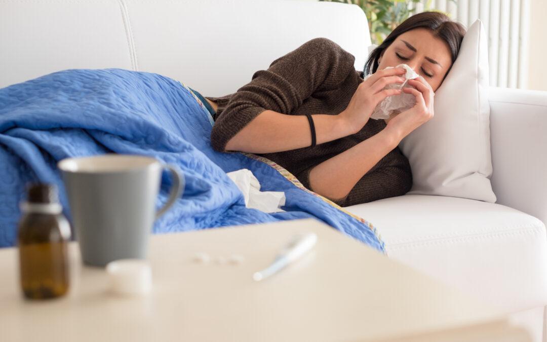 Co na przeziębienie? Jak szybko pozbyć się infekcji?