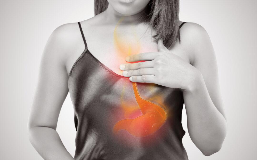 Jakie leki są stosowane w chorobie refluksowej przełyku?