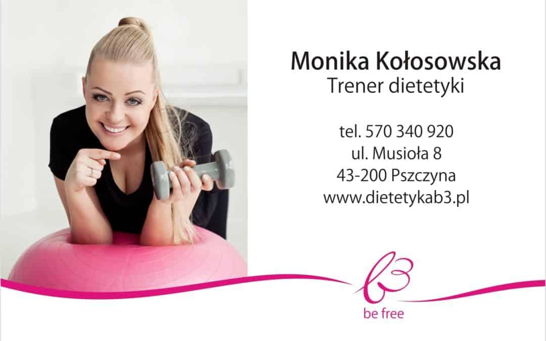 Be Free – Trener Dietetyki