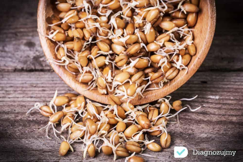 Rejuvelac, napój z nasion pszenicy wzmacnia odporność