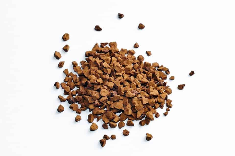 kawa rozpuszczalna, kawa lofilizowana