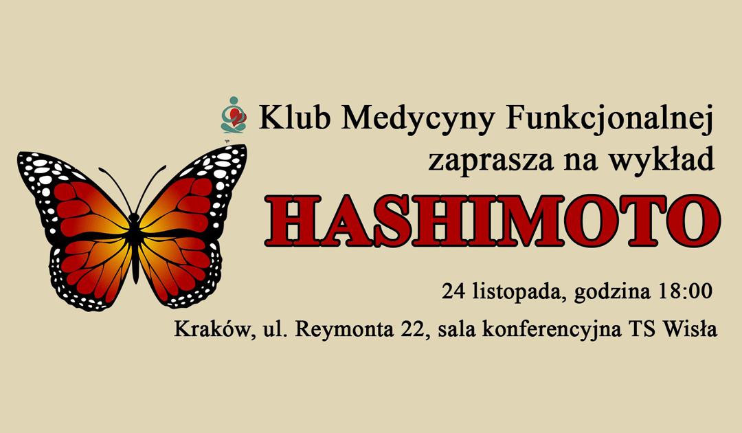 Wykład o Hashimoto – Klub Medycyny Funkcjonalnej