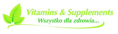 Vitamins & Supplements- wszystko dla zdrowia