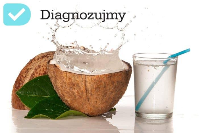 Czy stosowanie wody kokosowej może przynieść spektakularne korzyści zdrowotne?